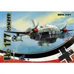Heinkel He-177 - Egg Plane