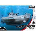 Warship Builder - U-Boat Type VII
