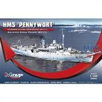 "HMS ""Pennywort"" Flower-Class Corvette (K111)"