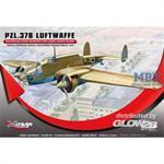 PZL 37 B Luftwaffe