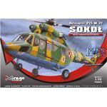 Helikopter PZL W-3T Sokol
