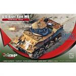 "U.S. Light Tank M5 ""TUNISIA 1942"""