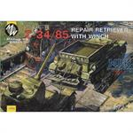 T-34/85 Repair Retriever