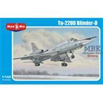 Tupolev Tu-22UD Blinder-D