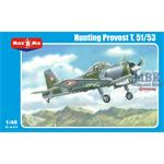 Hunting-Percival Provost T.51/53 armed vers.