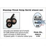 Dunlop Trak Grip 9 x 16 Wheel Set