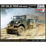 CMP C60L GS Truck w/ winch 3 to Cab 11