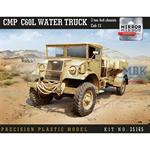 CMP C60L Chevy Water truck