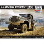 U.S. Diamond T 972 Dump Truck late open cab