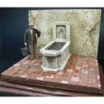 wasserbecken mit Brunnen Nr. 2 1:35