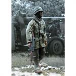 US Militärpolizist, MP Ardennen 1944