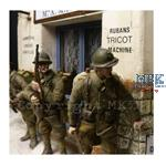 French Infantry - France 1940  3 Figures