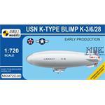 K-type Blimp (K-3/6/28) 'Early Production'