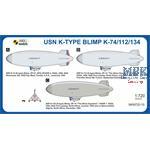 K-type Blimp (K-74/112/134) 'Fleet Defender'