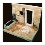 Water pump and wall 1:35