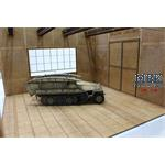 Panzerwerkstatt klein / Tank workshop small