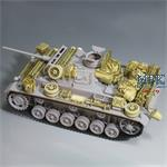 WWII PzkpfwIII Ausf L Stowage & Accessory