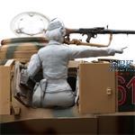 Pzkpfw IV German Female Tank Loader