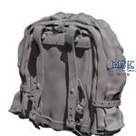 WWII German M39 Ponyfur Backpack 1:16