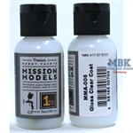 MMA006 - Gloss Clear Coat 1oz