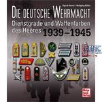 Die deutsche Wehrmacht - Dienstgrade & Waffenfarbe
