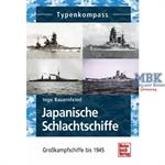 Typenkompass Japanische Schlachtschiffe 1905-45