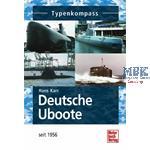 Deutsche Uboote seit 1956