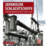 Japanische Schlachtschiffe - Grosskampfschiffe