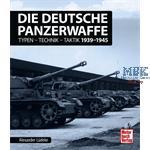Die deutsche Panzerwaffe 1939-45