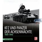 Kfz und Panzer der Achsenmächte 1939-45