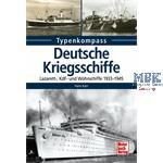 Typenkompass - Dt. Kriegsschiffe, Lazarett, KdF