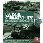 Deutsche Sturmgeschütze, Entwicklung und Fertigung