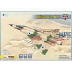 Mirage III CJ Shahak