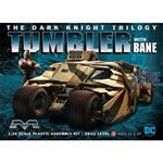 Dark Knight Armored Tumbler w/Bane (Batman)