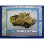 Morris LRC Mk.I -british light recce car