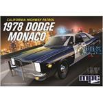 Dodge Monaco CHP Police Car