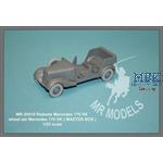 Radsatz Mercedes 170 VK