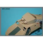 2 cm KwK 35 + MG für/ for M35 ADGZ Spähwagen