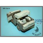 Gepäck und Ausrüstung M3A1 Scout Car British Canad