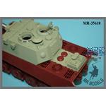 Kastenturm Tiger IIb