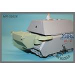 Gepanzerter Zusatztank für Panzer MAUS