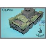 Gepack und Zubehör Panzer 38 (t) Ausf E/F