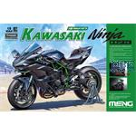 Kawasaki Ninja HR (Unpainted Edition) 1:9