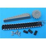 Workable Metal Tracks f. M4/M3/RAM Type T48
