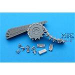 Workable Metal Tracks f. M4/M3/RAM Type T49