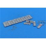 Workable Metal Tracks for T-34 1943 Type 2