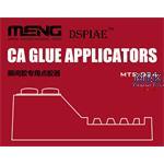 CA Glue Applicators / Klebstoff Applikator