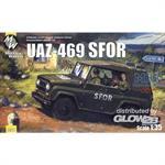 """UAZ-469 """"SFOR"""""""