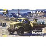 AK-2-51-04-PS on the GAZ-51