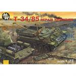T-34/85 repair vehicle